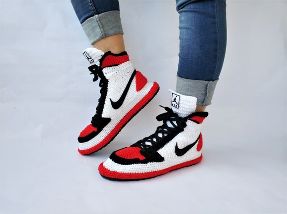 Knitting Style Air Jordan 1 Retro High