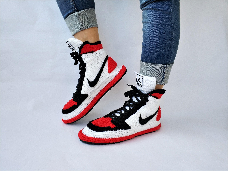 Knitting Style Air Jordan 1 Retro High OG