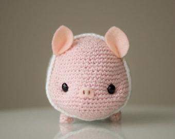 Chinese New Year Pig Crochet Pattern
