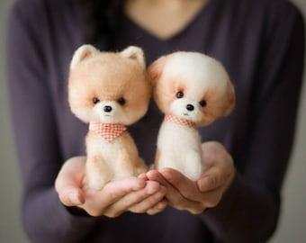 Chinese New Year Dog Crochet Pattern