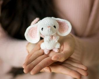 Chinese New Year Rat Crochet Pattern
