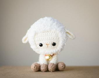 Chinese New Year Sheep Crochet Pattern