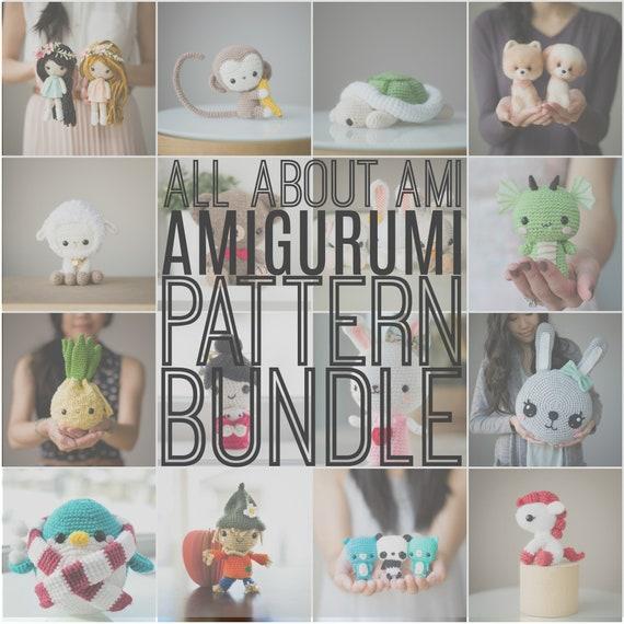 Crochet Amigurumi Bunny Pattern - Sugar Bee Crafts   570x570
