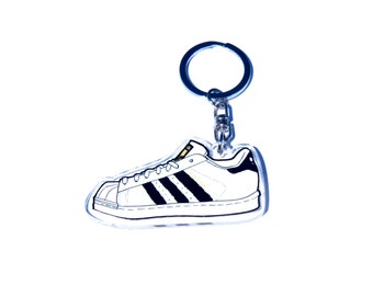 free shipping 16d2a 141d1 adidas Superstar Sneaker Keychains