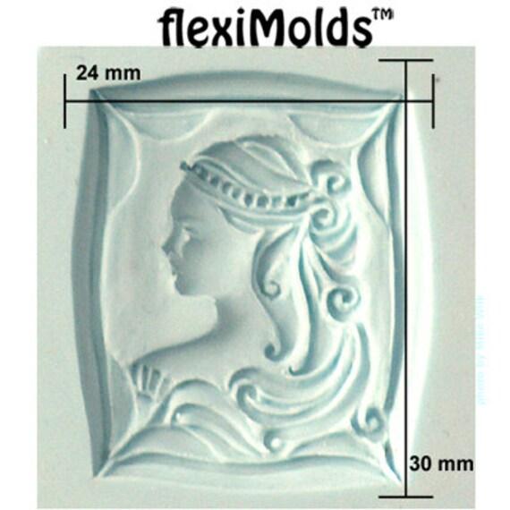 Fleximold Silicon Mold,Pillow Square Mold