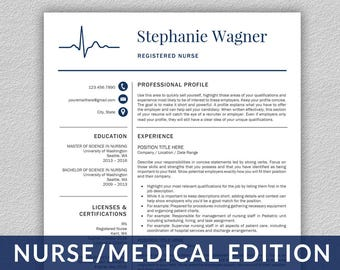 nurse resume template for word doctor resume template nurse cv template rn resume doctor cv medical resume resume template