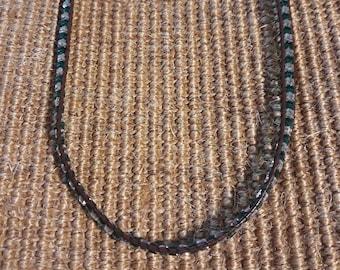 Hand-woven Beaded Choker Necklace