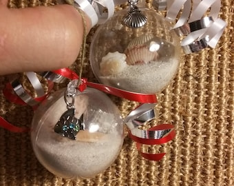 Beachy Ornament