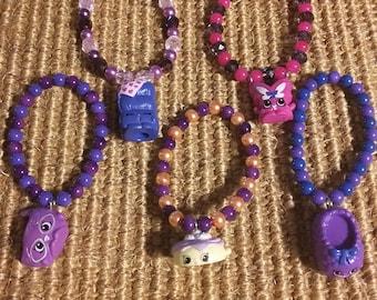 Shopkins Stretch Bracelets