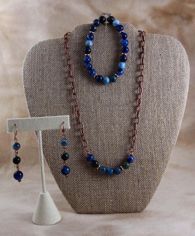 Revitalization Intention Jewelry Set