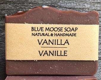 Vanilla Soap / All Natural Soap / Vegan Soap / Gift Soap