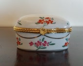 Trinket Box with Prayer - Make a Joyful Noise Unto the Lord