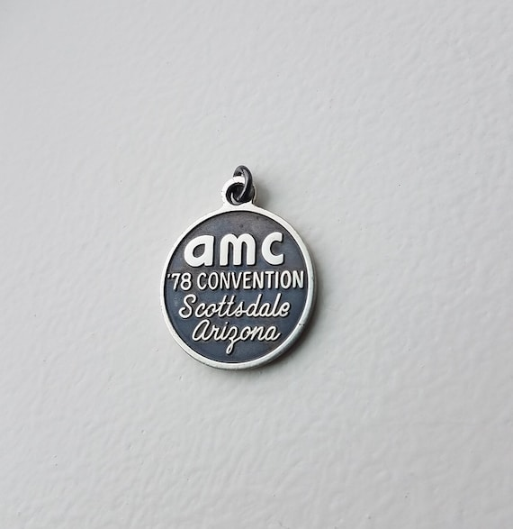 AMC 1978 Metal Charm - Convention Swag