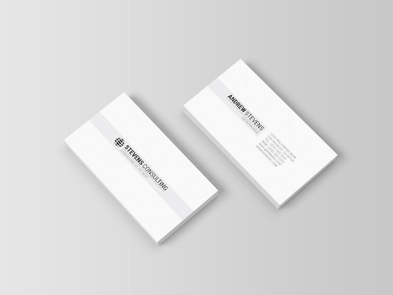 Minimale Visitenkarte Vorlage Corporate Visitenkarten Minimalistisch Ruft Karte Photoshop Vorlage Psd Sofortiger Download 002