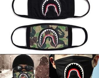 Bape shark dusk mask (closeout) 5ad810ad356