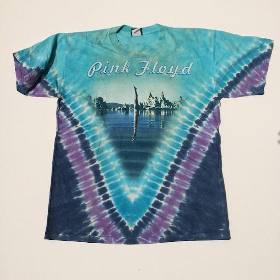 Vintage 90's Pink Floyd Wish You Were Here tour liquid blue ( codeA15 )