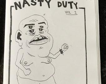 Tyler Bone : Nasty Duty Vol. 1