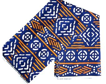 Kuba Print Fabric, African Fabric Face Mask, Mudcltoth Print Fabric, African Fabric By The Yard, African Dress, African clothing for women