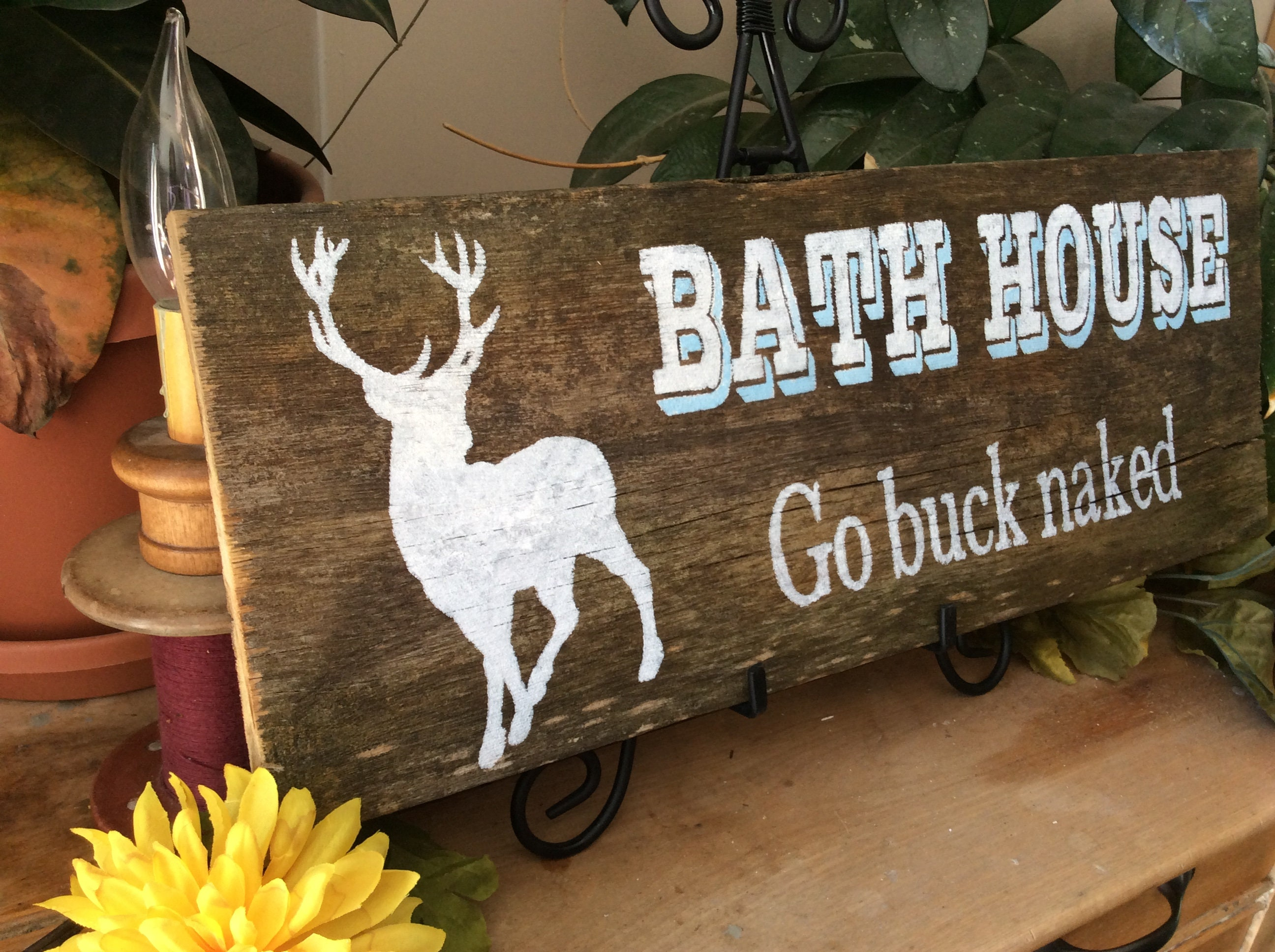 Buck Naked Mens Boxer Briefs - Little Blue House CA