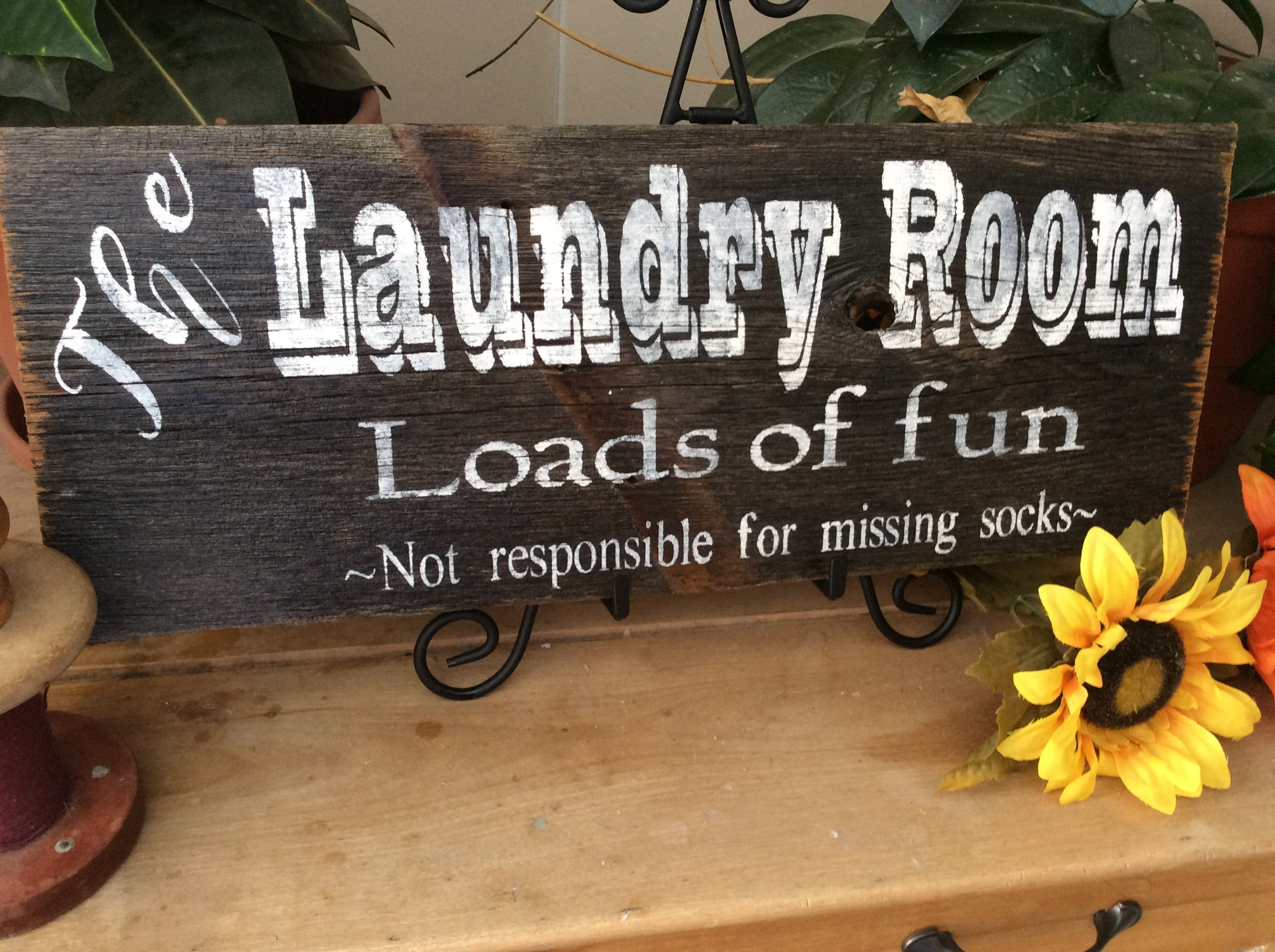 Laundry Room Decor Laundry Room Sign Loads Of Fun Western