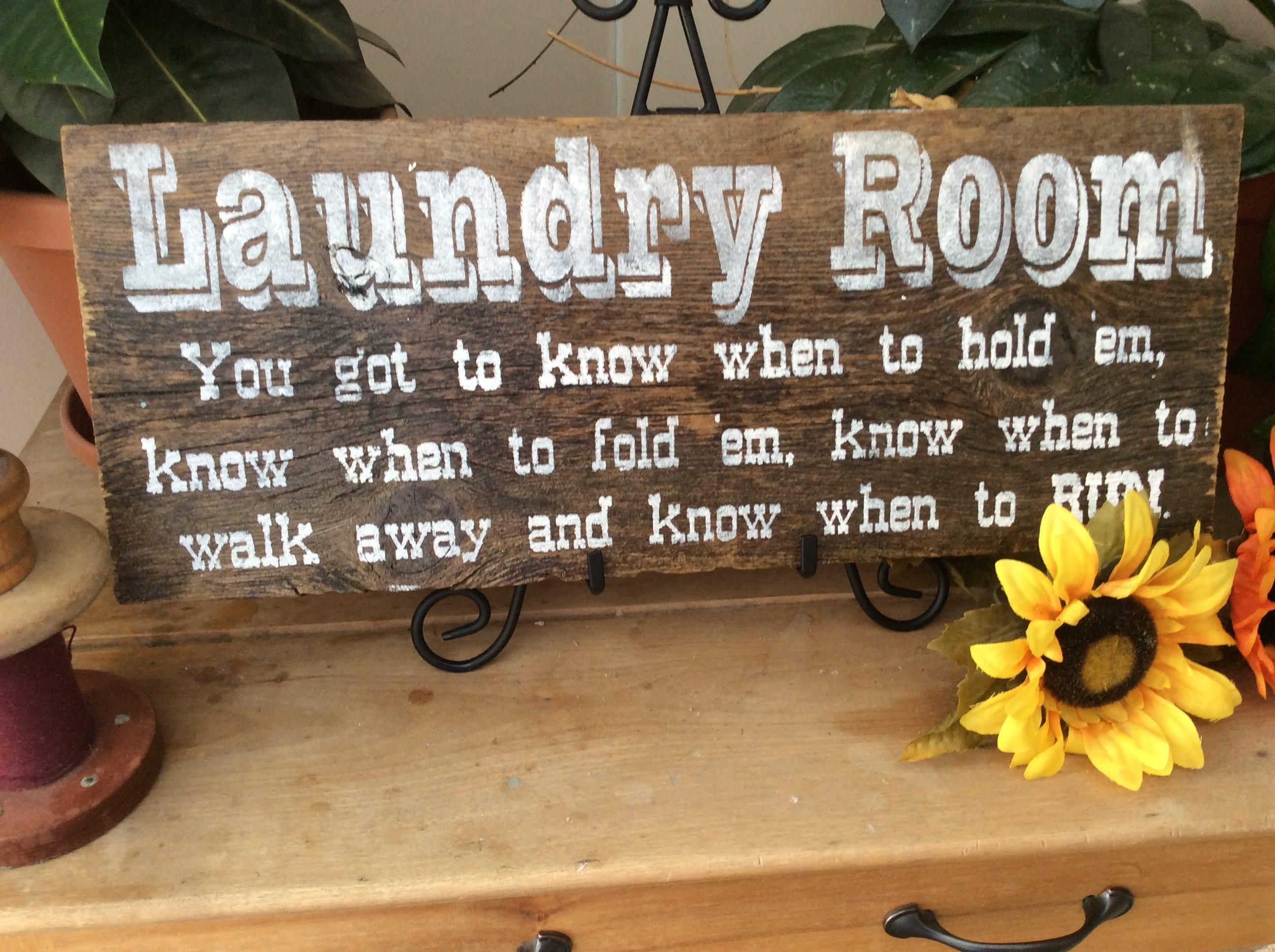 laundry room decor laundry room sign western home decor cowboy