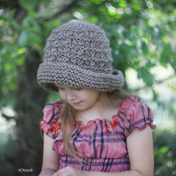 Knitting Pattern No 64 Knitting Hat Pattern Toddler Child Etsy