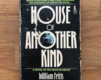 House of Another Kind - William Fritts. Vintage Science Fiction Horror Paperback.