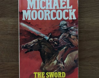 Michael Moorcock - The Sword and the Stallion, Vintage Pulp Science Fiction Paperback.