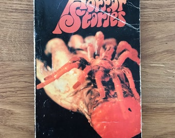 The Second Fontana Book of Great Horror Stories, Vintage Horror Book.