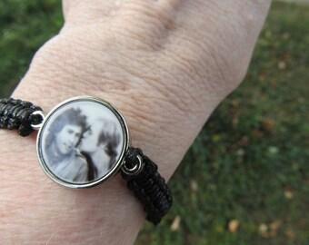 Starsky & Hutch bracelet, SH bracelet, Kiss Bracelet, BTS bracelet