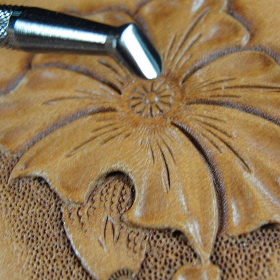 Sheridan Style Steel Craft Japan Steep Angle Beveler Stamps 3 Leather Tools