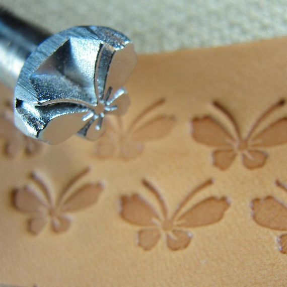 Craft Japan #E389 Butterfly Stamp Leather Stamping Tool