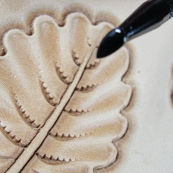 Sheridan Steel Craft Japan #SKB050 Pointed Undercut Beveler Leather Tool