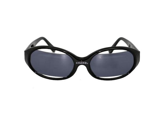 Chanel iconic sunglasses