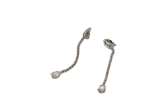 Christian Lacroix dangling earrings - image 3