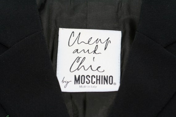 Moschino Cheap and chic jacket - image 6