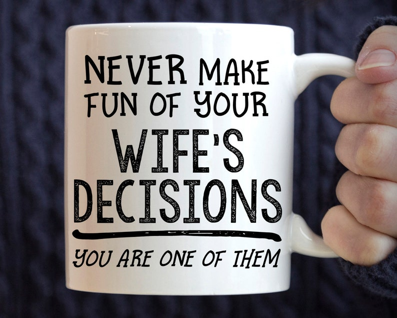 funny xmas gift for husbands from wives