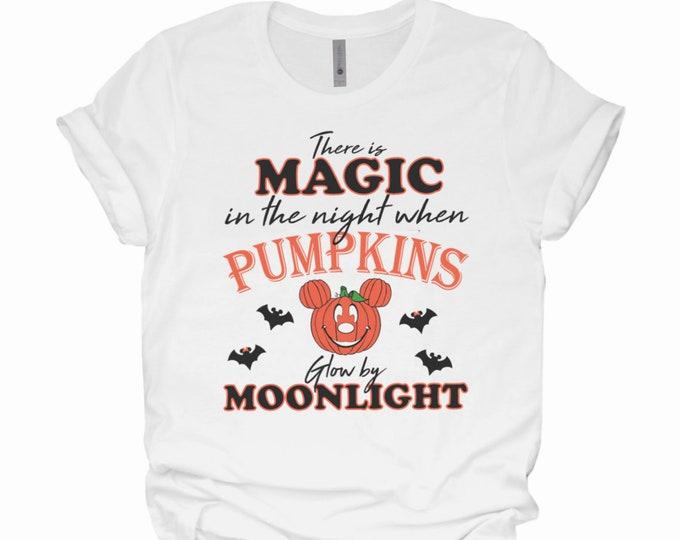 Halloween, pumpkin shirt, halloween magic, Main Street vibes, halloween on Main Street, mickey pumpkin, halloween shirt, mickey halloween