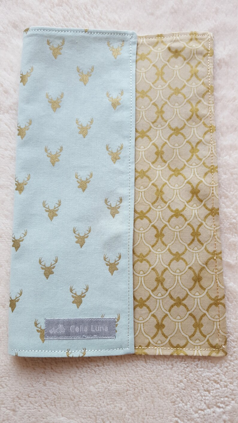 Men's Stag Hank / Handkerchief / Pocket Square image 0