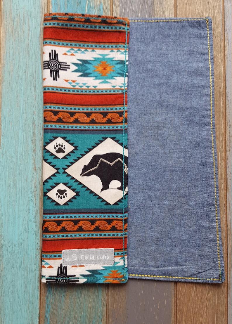 Bear Navajo / Tribal / Southwest Inspired Men's Hanks / image 0