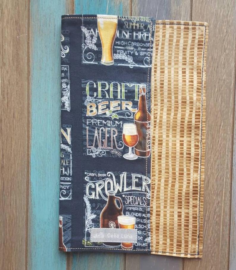 Craft Brew Men's Hank / Handkerchief / Pocket square image 0