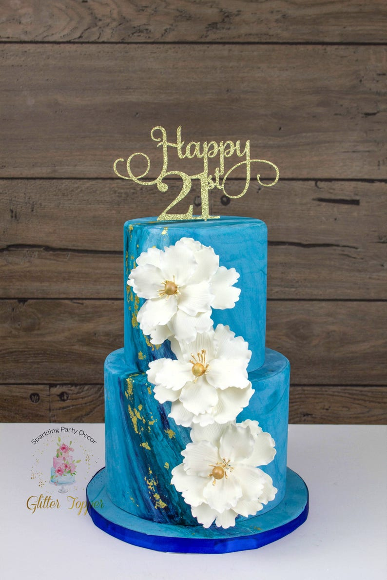 Happy 21st Birthday Finally 21