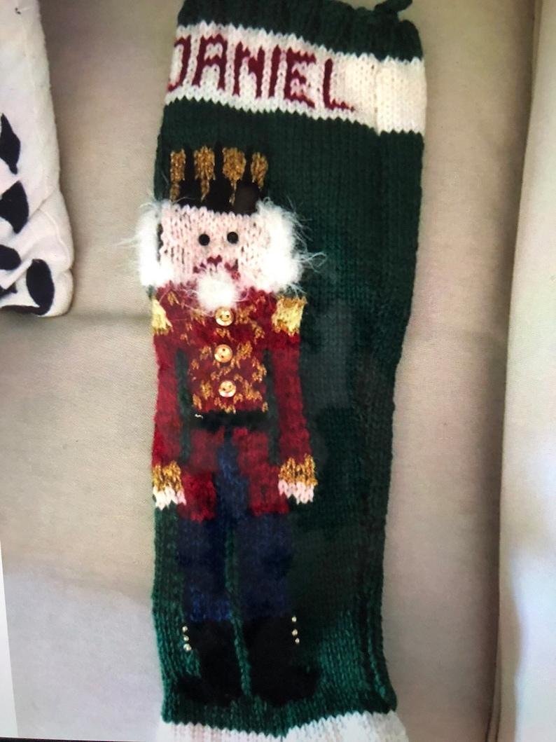 Tin soldier stocking image 0