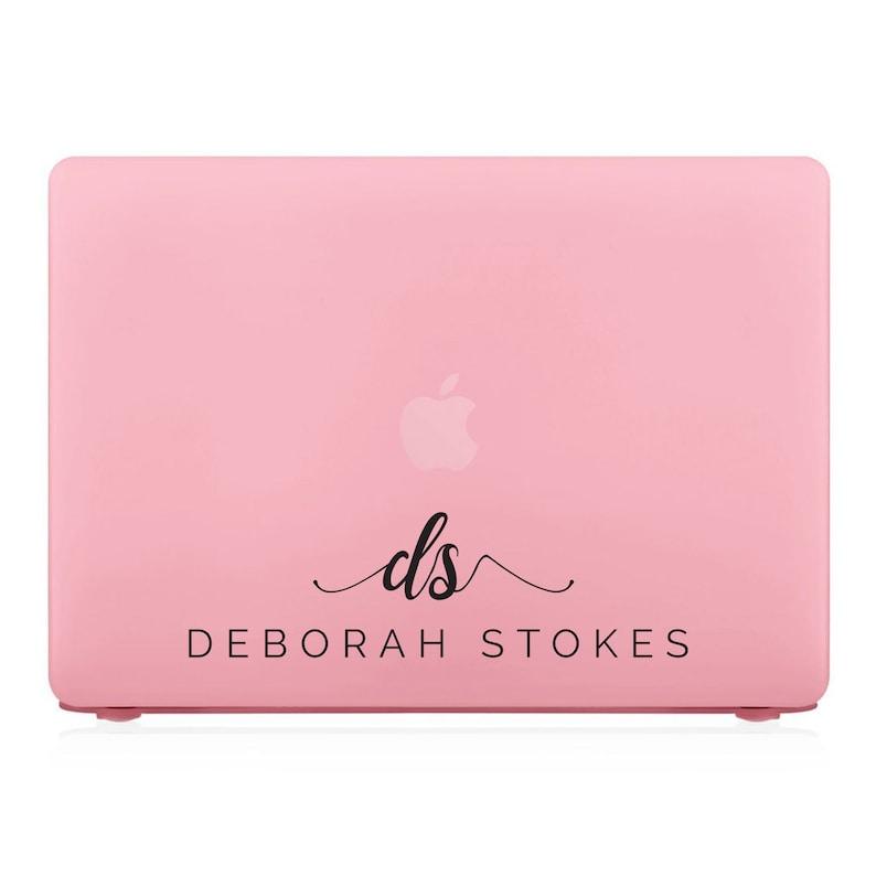 Personalized macbook pro 16 matte case plain color custom ...