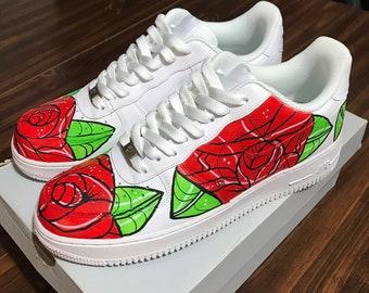 7b18eb64a2fd7e Custom Shoes Nike Air Force 1 One    Adidas Vans Jordan Converse Sneaker Air  Max Hypebeast Authentic Old Skool Roshe Sk8 Hi