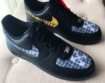 Sur mesure chaussures Nike Air Force 1 One baskets Converse Adidas Vans Jordan Air Max Hypebeast authentique Old Skool Roshe Sk8 Salut