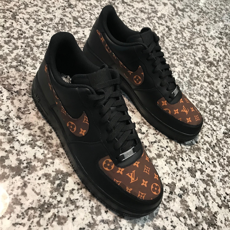 new styles 2dc3b 0c68f Jordan Shoes 1 Custom Adidas Air One Nike Force Vans Td68f