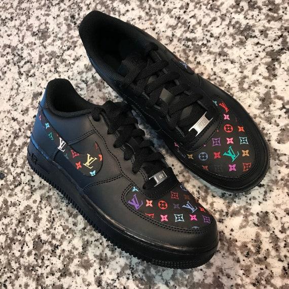 92ef3e32cc45a Custom Shoes Nike Air Force 1 One /// Adidas Vans Jordan Converse Sneaker  Air Max Hypebeast Authentic Old Skool Roshe Sk8 Hi