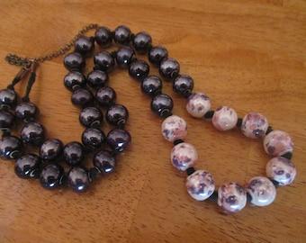Necklace: Iris