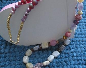 Jewelry Set: Tea Rose